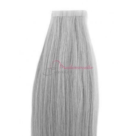 Extension Cheveux Bande Adhésive - Gris
