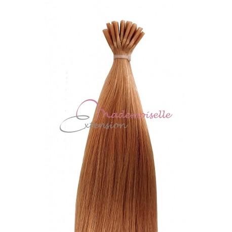 Extension a froid - Blond clair doré cendré