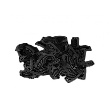 Clip pour Extension Cheveux - Lot de 10 clips