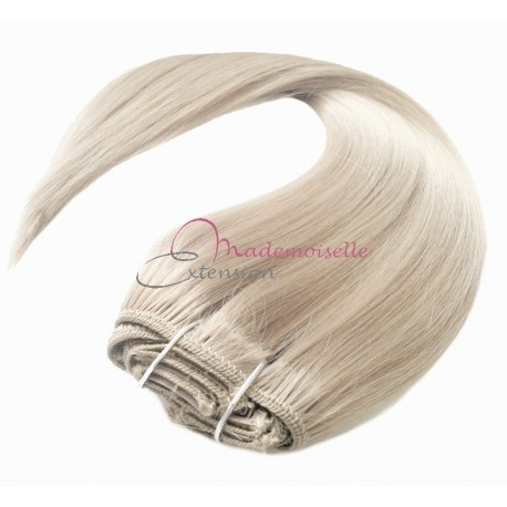 Extension a Clip Blond platine