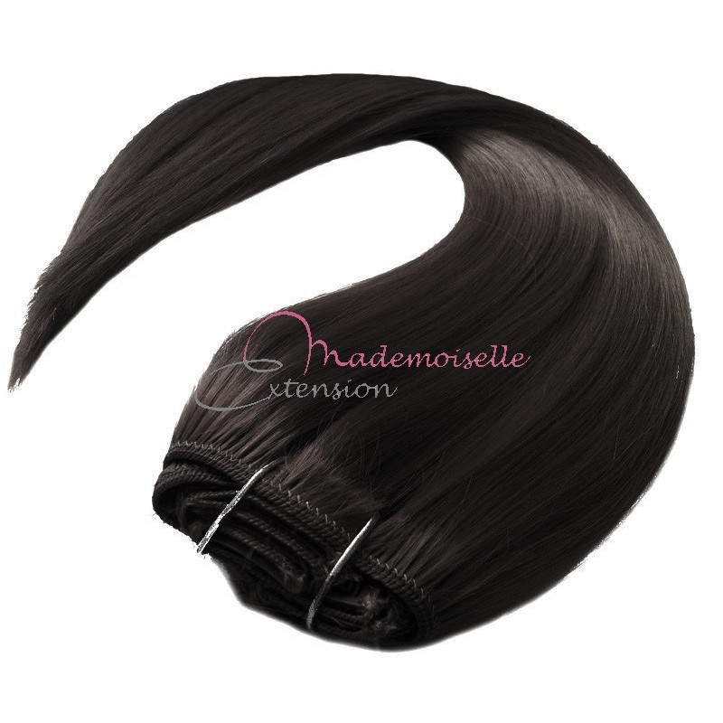 Assez Extension a Clip pas cher Brun | Extension cheveux BN77