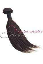 Tissage cheveux vierge de 35 cm - Rajout naturel
