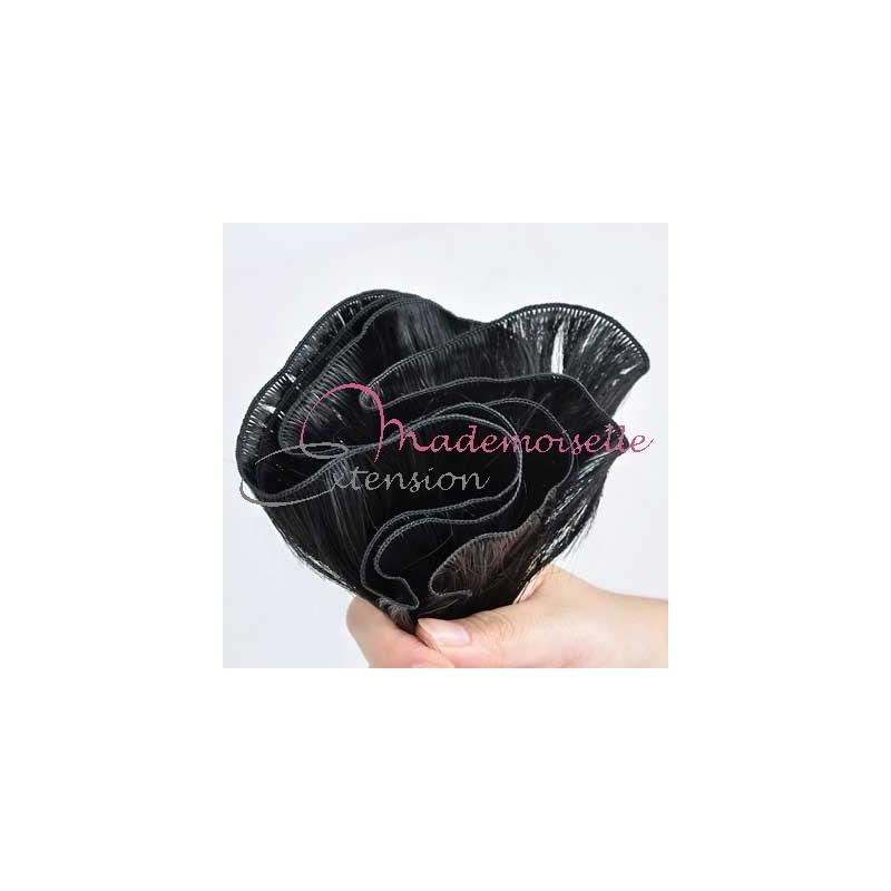 tissage cheveux naturel vierge de 35 cm rajout. Black Bedroom Furniture Sets. Home Design Ideas