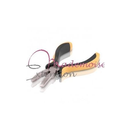 Deconnecteur pour extension cheveux - Pince
