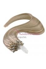 Extension à froid lisse - Loop -  Blond très clair doré
