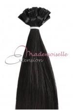 Extension Cheveux a chaud - Gamme Simply - Noir