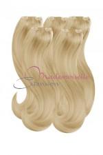 Extension a Clip Blond très clair doré