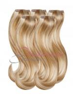 Extension a Clip Blond trés clair méché